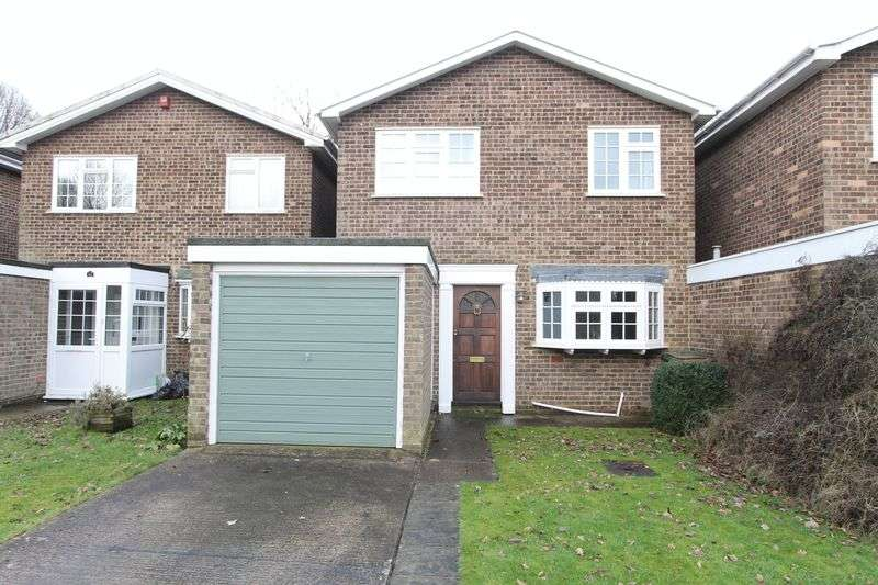4 Bedrooms Detached House for sale in Ashmere Close, Cheam