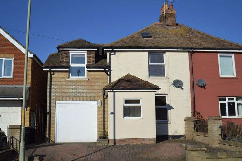 3 Bedrooms Semi Detached House for sale in Canterbury Road, Willesborough, Ashford