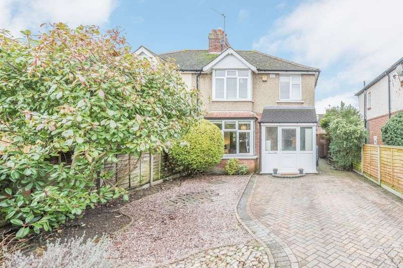 3 Bedrooms Semi Detached House for sale in Swinbourne Road, Oxford