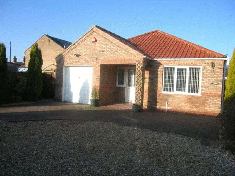 3 Bedrooms Detached Bungalow for sale in The Pound, MARKET RASEN
