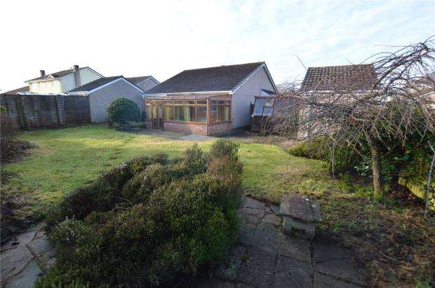 3 Bedrooms Detached Bungalow for sale in Simcoe Way, Dunkeswell, Honiton, Devon