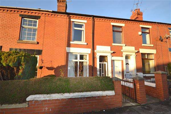 2 Bedrooms Terraced House for sale in Lyons Lane, Chorley