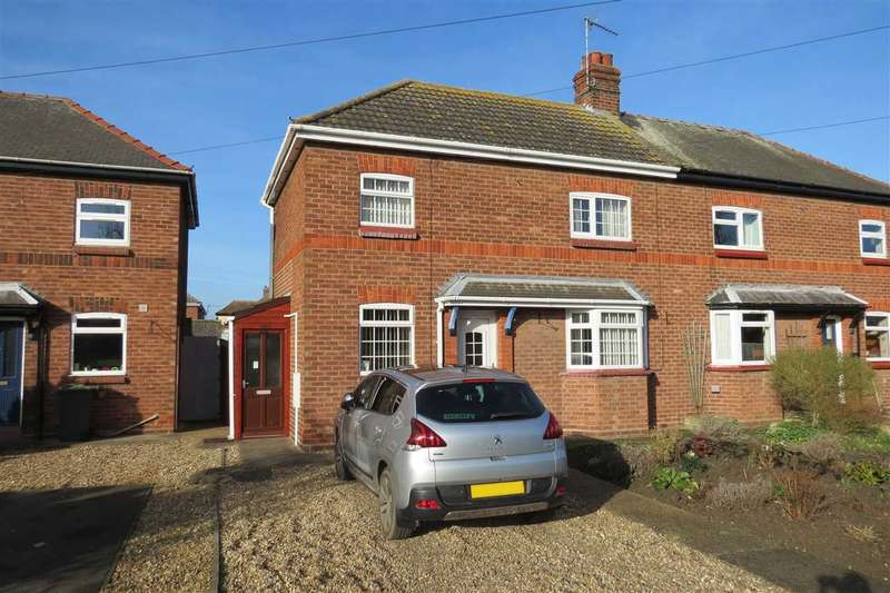 3 Bedrooms Semi Detached House for sale in Fen Road, Billinghay