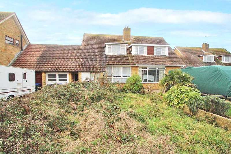 2 Bedrooms Semi Detached House for sale in Ormonde Way, Shoreham By Sea, West Sussex, BN43