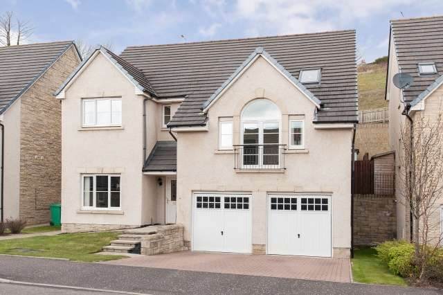 5 Bedrooms Detached House for sale in Inchgarvie Avenue, Burntisland, Fife, KY3 0BU