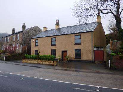 5 Bedrooms Detached House for sale in Buxton Road, New Mills, High Peak
