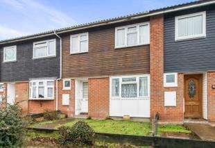 3 Bedrooms Terraced House for sale in Vanquisher Walk, Gravesend, Kent