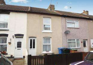 2 Bedrooms Terraced House for sale in Cowper Road, Sittingbourne