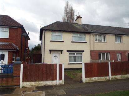 3 Bedrooms Semi Detached House for sale in Cunningham Road, Old Swan, Liverpool, Merseyside, L13