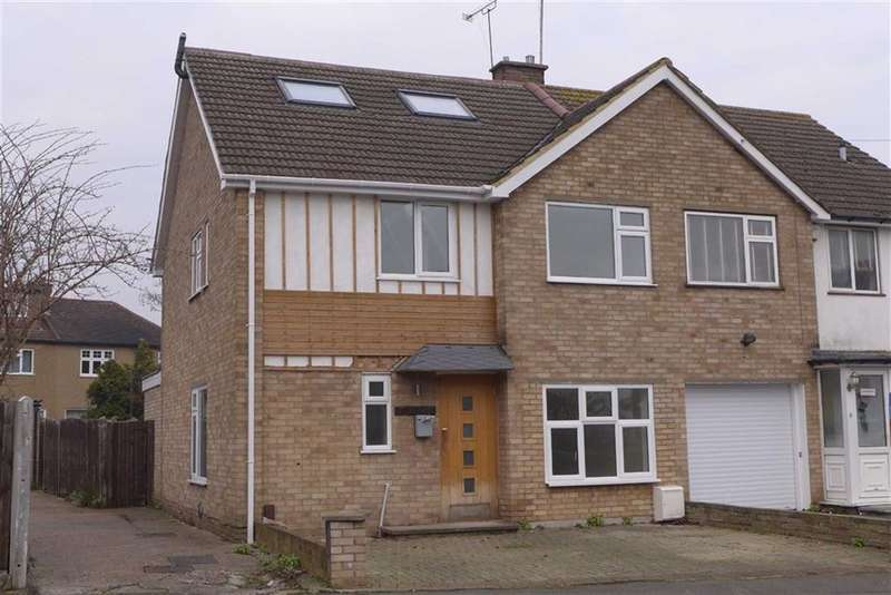 5 Bedrooms Semi Detached House for sale in Brampton Grove, Harrow, Middlesex