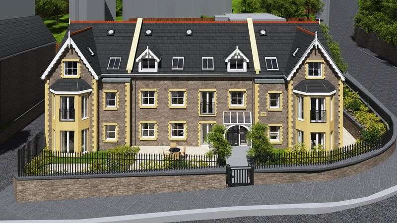 2 Bedrooms Flat for sale in Plot 9 - First release of new homes in the heart of Clevedon