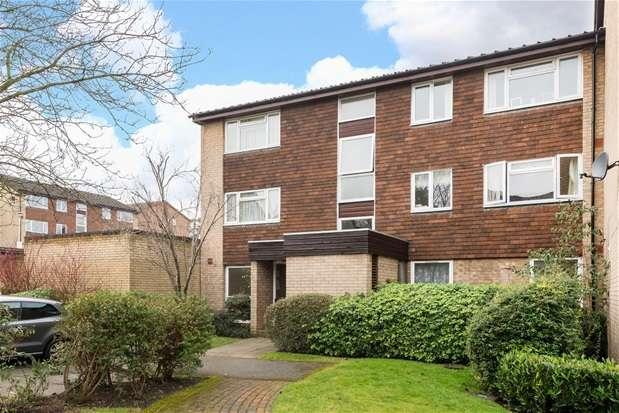 1 Bedroom Flat for sale in Bardsley Close, Croydon