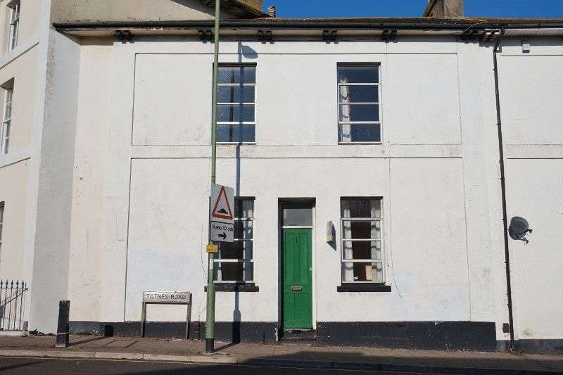 2 Bedrooms Terraced House for sale in Totnes Road - PAIGNTON - Ref: AB83