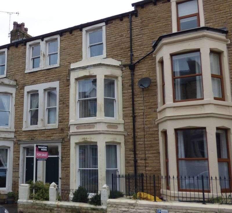 3 Bedrooms Terraced House for sale in Clarendon Road, Morecambe