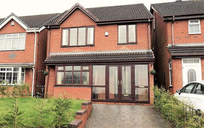 5 Bedrooms Detached House for sale in Hall Lane, Bilston