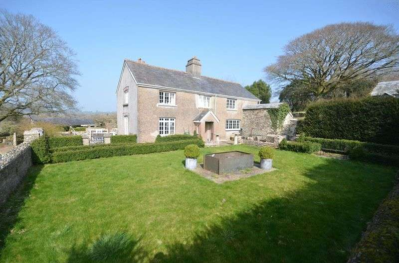 5 Bedrooms Detached House for sale in Bere Alston, Yelverton