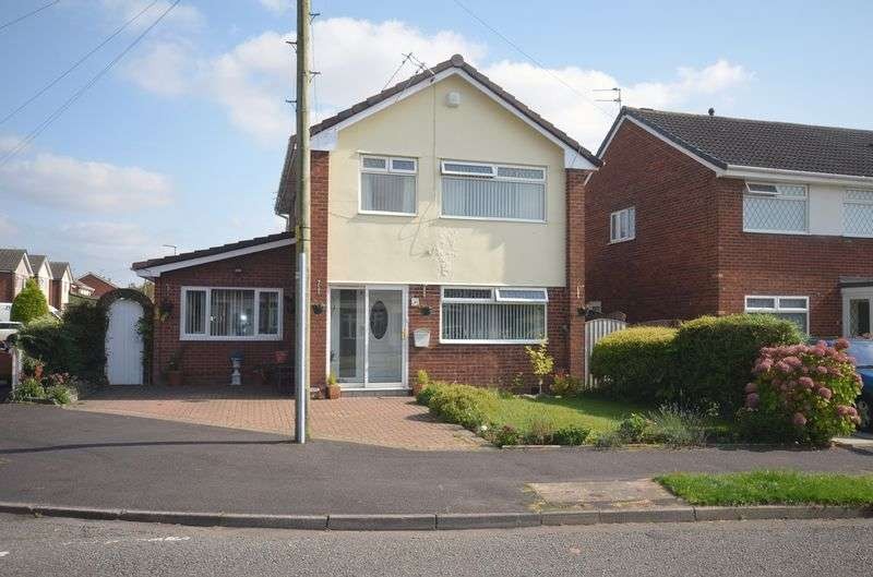 3 Bedrooms Detached House for sale in Hill View, Widnes