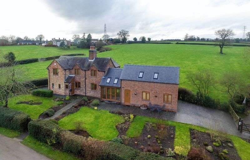 4 Bedrooms Cottage House for sale in Brailsford, Ashbourne