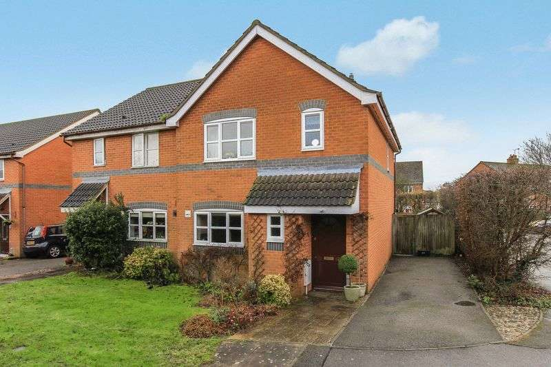3 Bedrooms Semi Detached House for sale in Wigginton