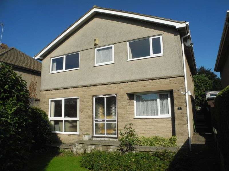 4 Bedrooms Detached House for sale in Peache Road Downend