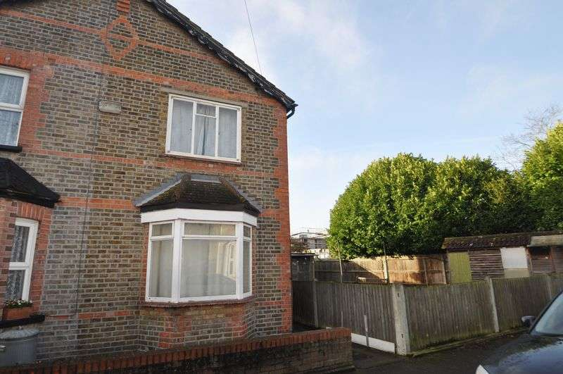 3 Bedrooms Semi Detached House for sale in Northcote Road, New Malden