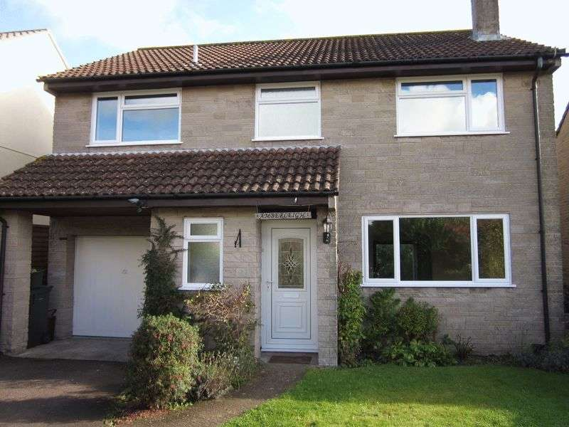 4 Bedrooms Detached House for sale in Combe St Nicholas, Chard