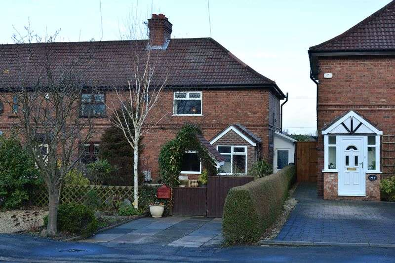 2 Bedrooms Terraced House for sale in Wrights Green, Appleton, Warrington