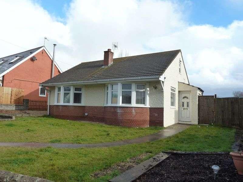 3 Bedrooms Detached Bungalow for sale in Fonmon Road, Rhoose