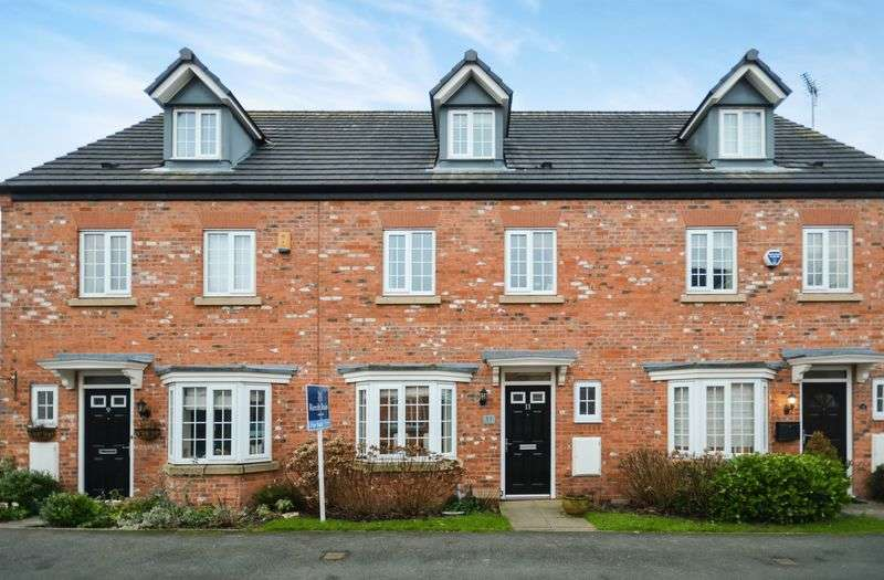 4 Bedrooms House for sale in 11 Lime Wood Close, Chester, CH2 2HD