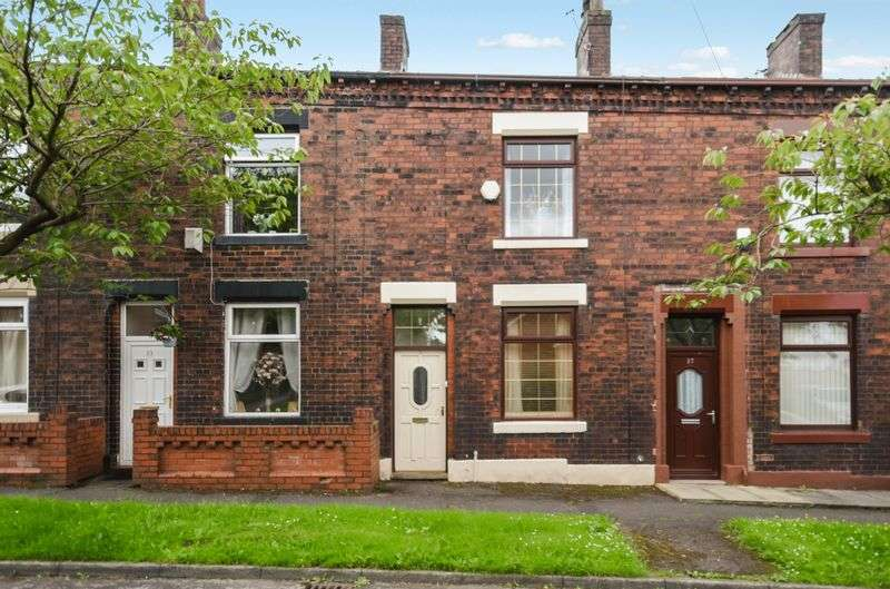 2 Bedrooms Terraced House for sale in 15 Aden Street, Oldham, OL4 5JA