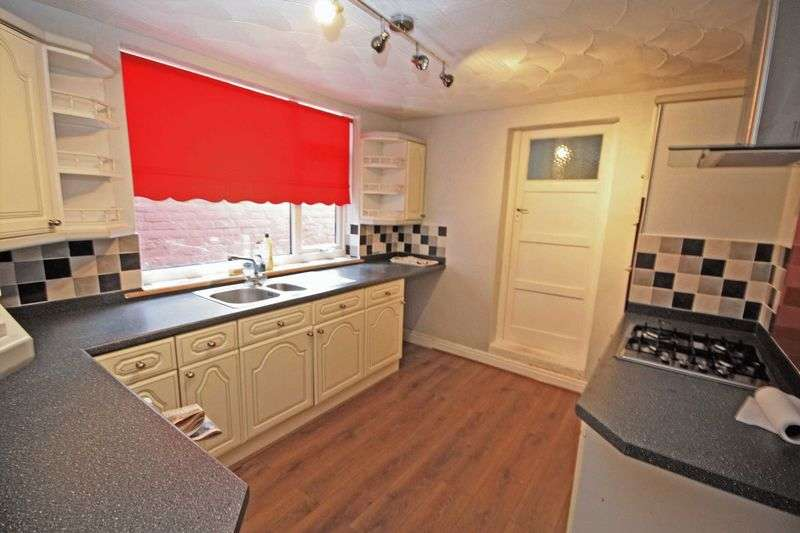 2 Bedrooms Terraced House for sale in 5 Millholme Terrace, Brotton