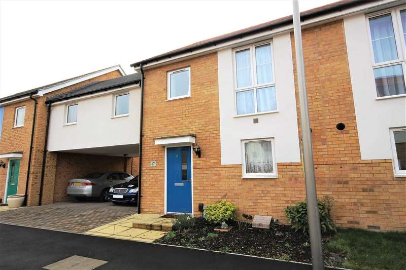 4 Bedrooms Terraced House for sale in Woodside Close, Grays