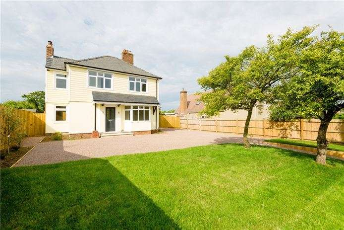 4 Bedrooms Detached House for sale in Bourn Road, Caxton, Cambridge