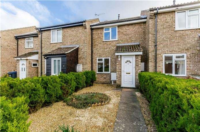 2 Bedrooms Terraced House for sale in Northfield Park, Soham, Ely