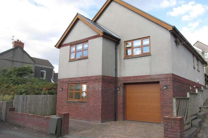 5 Bedrooms Detached House for sale in Penyrheol Road, Gorseinon, Swansea