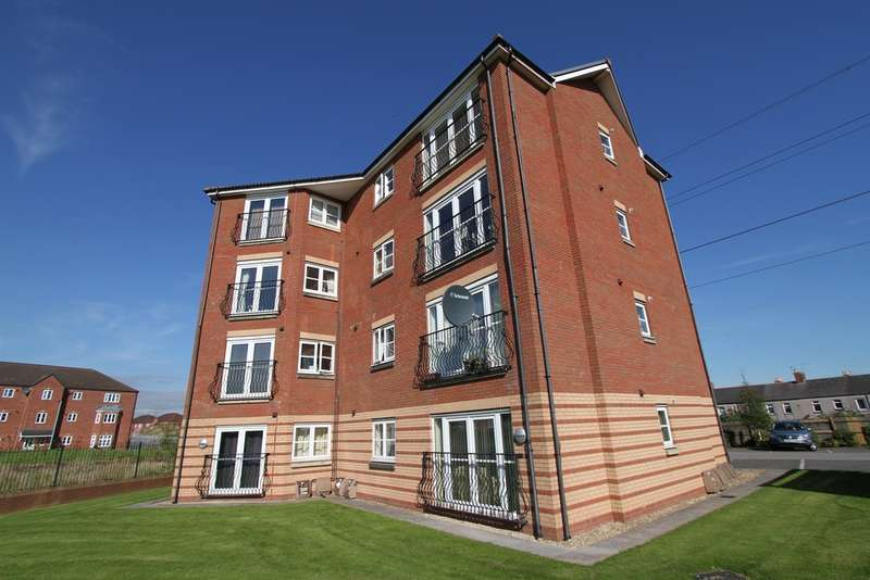 2 Bedrooms Apartment Flat for sale in Amelia Way, Newport