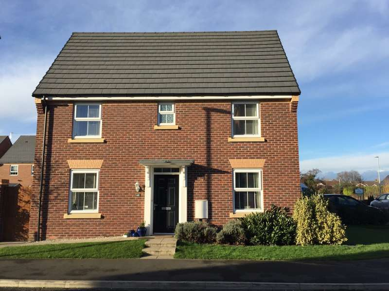 3 Bedrooms House for sale in Nashville Drive, Great Sankey, Warrington