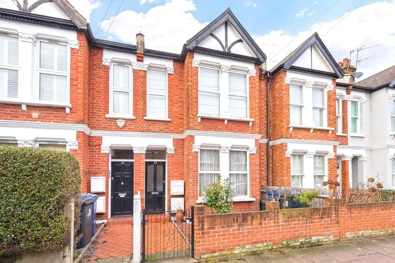 2 Bedrooms Flat for sale in Weston Road, London, W4