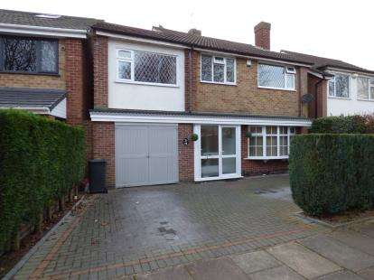 4 Bedrooms Detached House for sale in Gifford Close, Evington, Leicester, Leicestershire