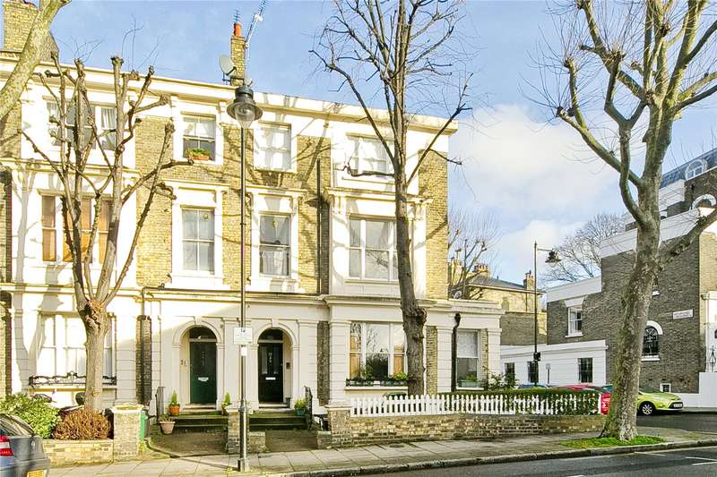 2 Bedrooms Flat for sale in Richmond Avenue, Barnsbury, N1