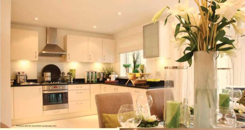 1 Bedroom Apartment Flat for sale in 1A Cricket green, Mitcham, London, CR4 4LB