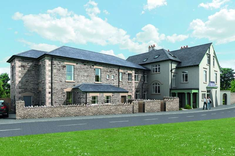 2 Bedrooms Terraced House for sale in Plot 10 Tenterfield, Brigsteer Road, Kendal, Cumbria LA9 5EA