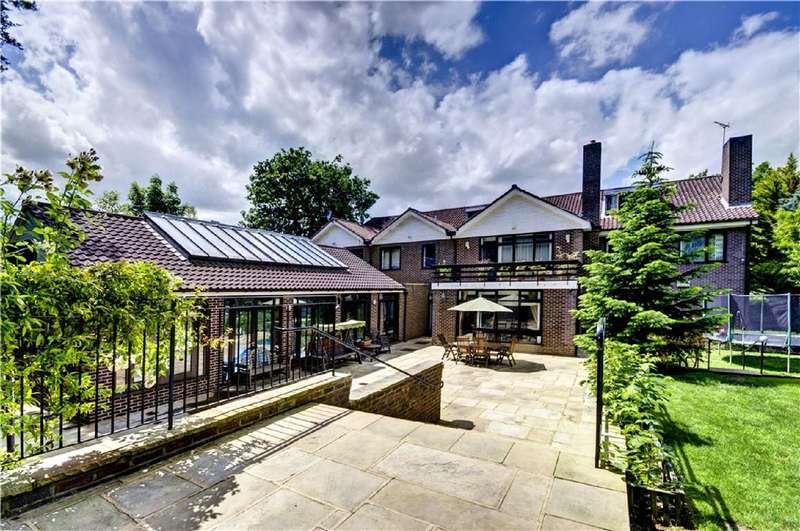 8 Bedrooms House for sale in Winnington Road, Hampstead Garden Suburb, N2