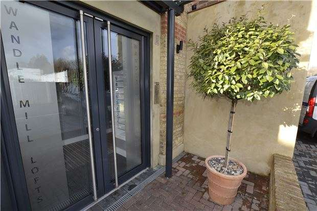 2 Bedrooms Flat for sale in Wandle Mill, Wandle Road, Beddington, CR0 4SD