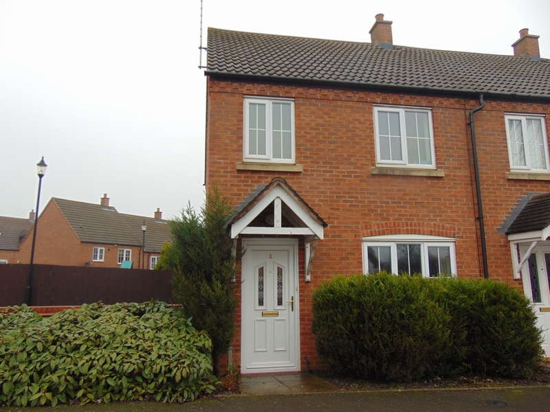 2 Bedrooms End Of Terrace House for sale in St Francis Drive, Kings Norton