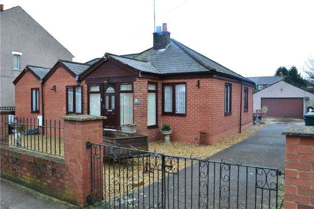 4 Bedrooms Detached Bungalow for sale in Crescent Avenue, Binley, Coventry, West Midlands