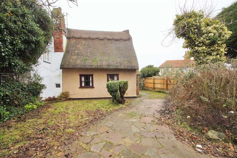 1 Bedroom Cottage House for sale in Willow Cottage, Colchester Road, Tiptree, Colchester