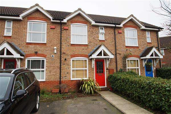 2 Bedrooms Terraced House for sale in Eltham Avenue, Cippenham, Slough