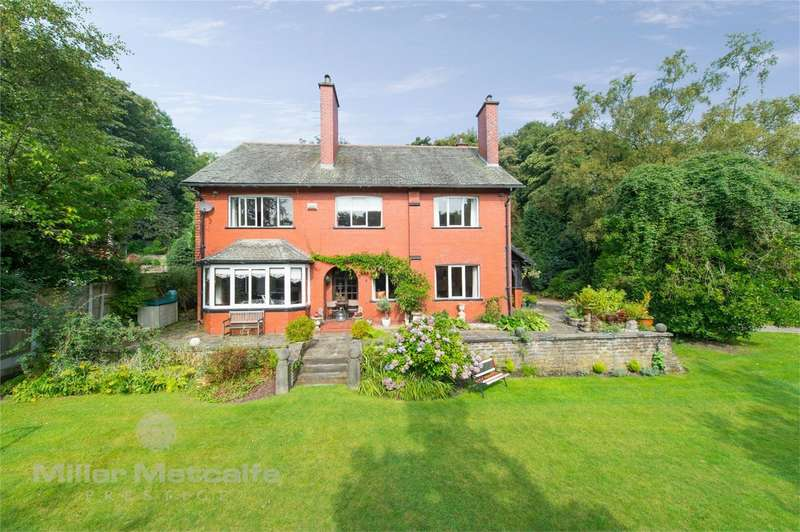 6 Bedrooms Detached House for sale in Chapeltown Road, Bromley Cross, Bolton, Lancashire
