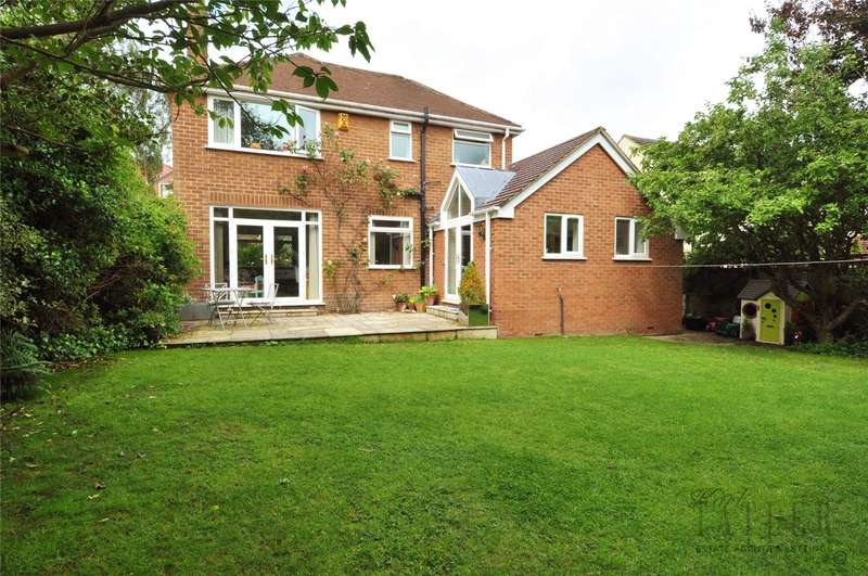 3 Bedrooms Detached House for sale in Burlingham Avenue, West Kirby, Wirral